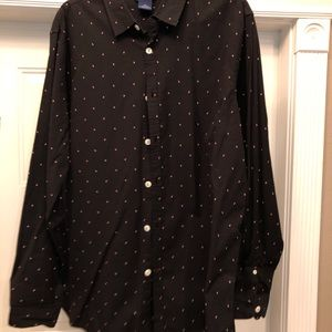 Rocawear Classic Button Down Long Sleeve Size XL